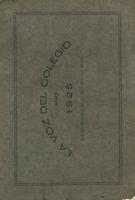 La Voz 1925