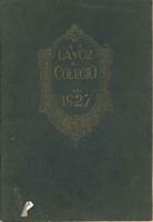 La Voz 1927