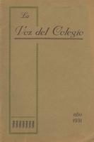 La Voz 1931