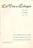 La Voz 1949