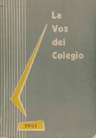 La Voz 1961
