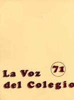 La Voz 1971