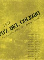 La Voz 1972