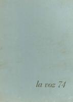 La Voz 1974