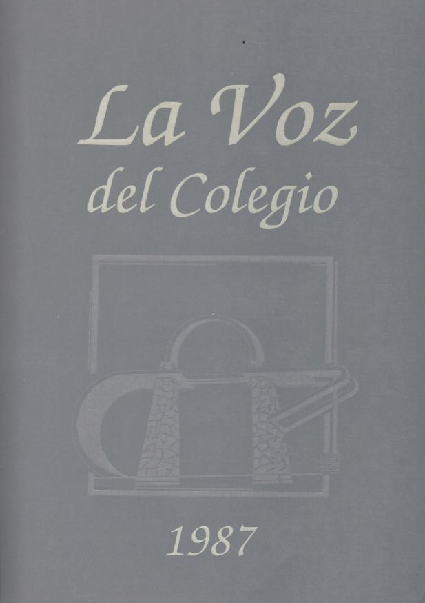 La Voz 1987