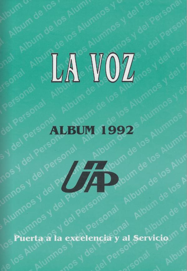 La Voz 1992