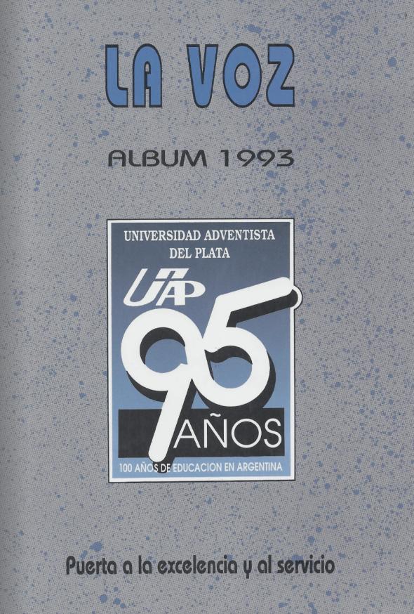 La Voz 1993