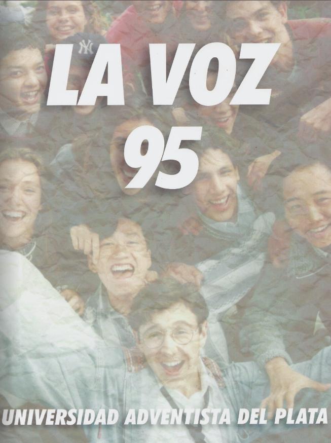 La Voz 1995