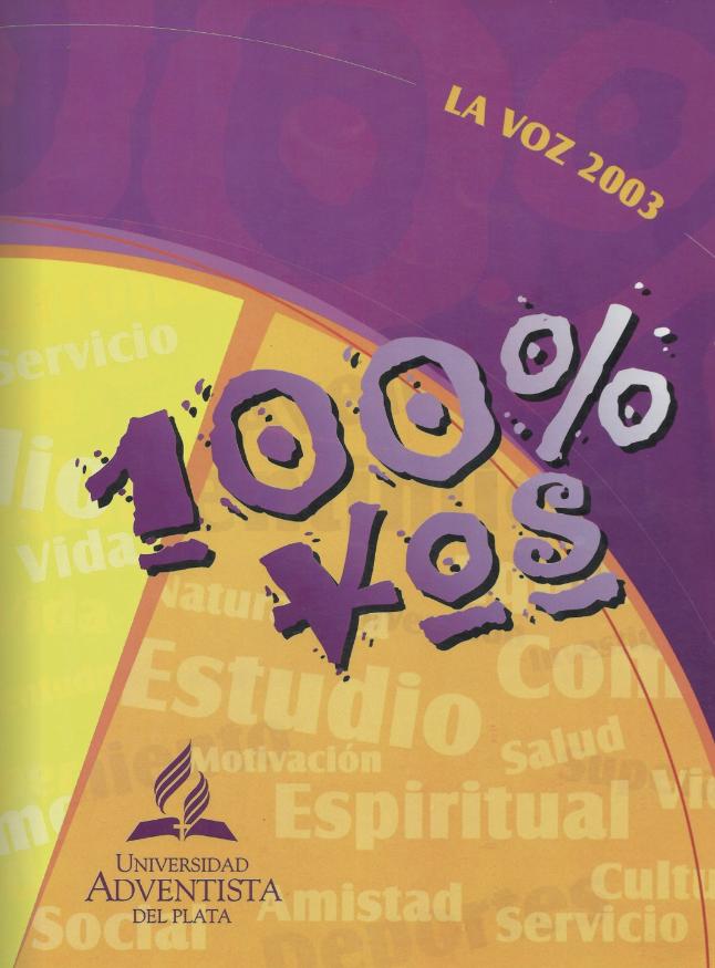 La Voz 2003