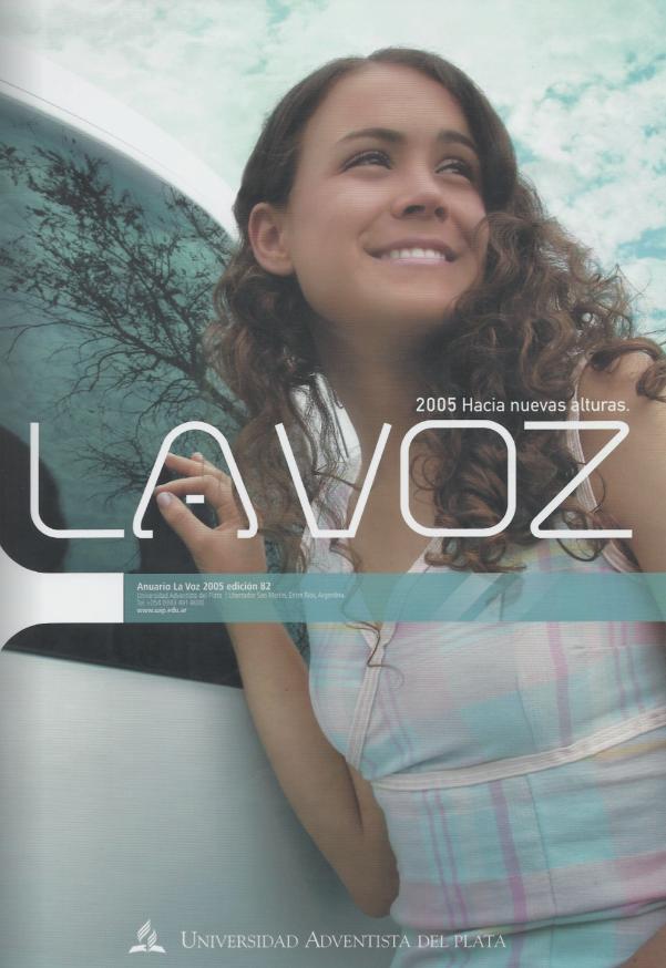 La Voz 2005