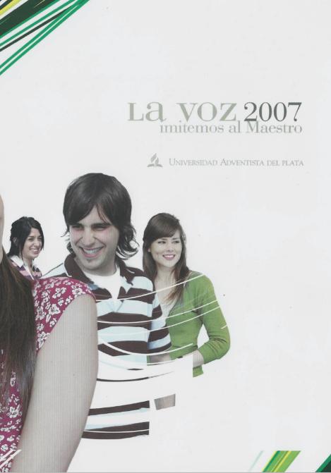 La Voz 2007
