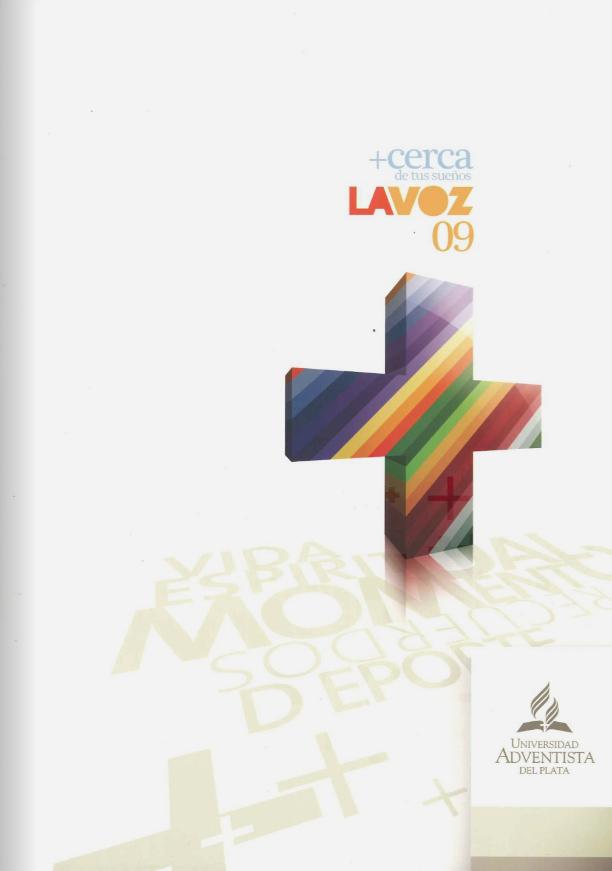 La Voz 2009